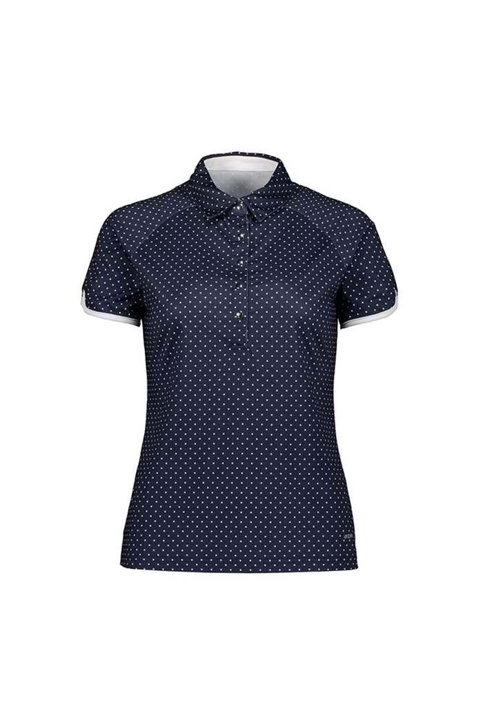 Picture of Catmandoo Mayfly Polo Shirt - Navy