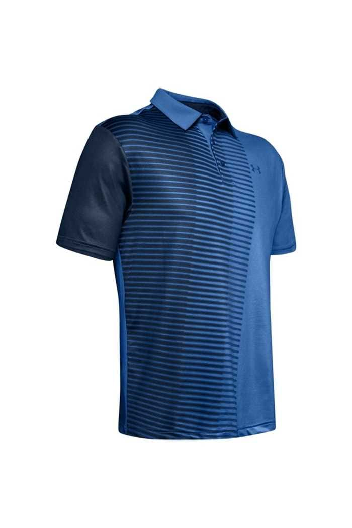 Picture of Under Armour zns UA Men's Playoff 2.0 Polo Shirt - Blue 511
