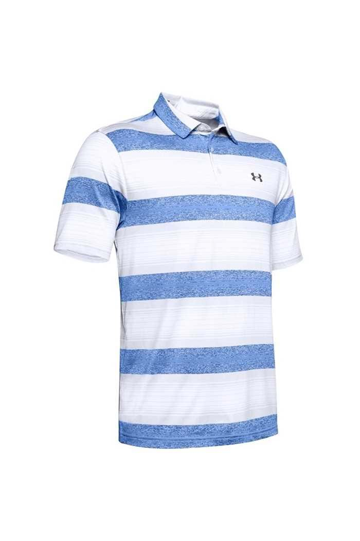 Picture of Under Armour UA Men's Playoff 2.0 Polo Shirt - White 123