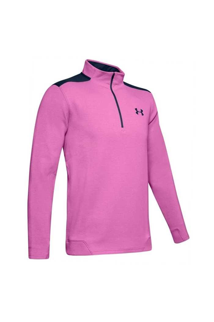 Picture of Under Armour UA Storm 1/2 Zip Sweater - Purple 665