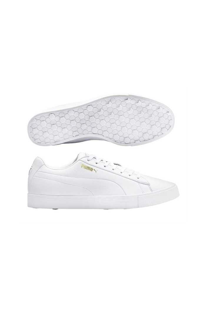 Picture of Puma Golf zns Original G Men's Golf Shoes - White