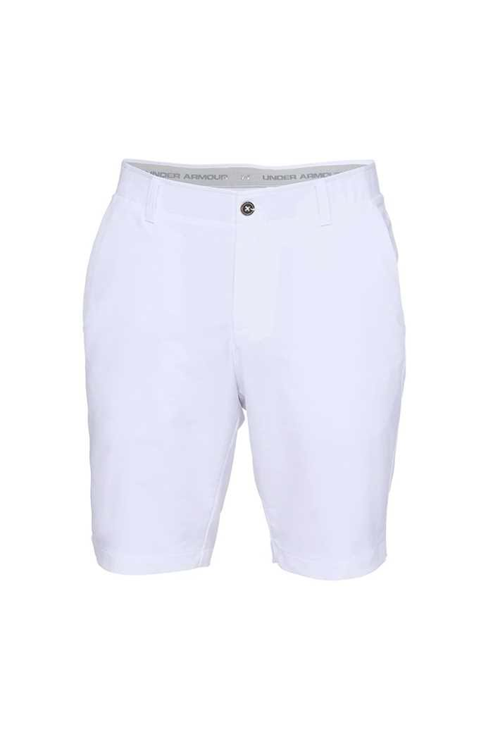 Picture of Under Armour EU Performance Tapered Shorts - White 100