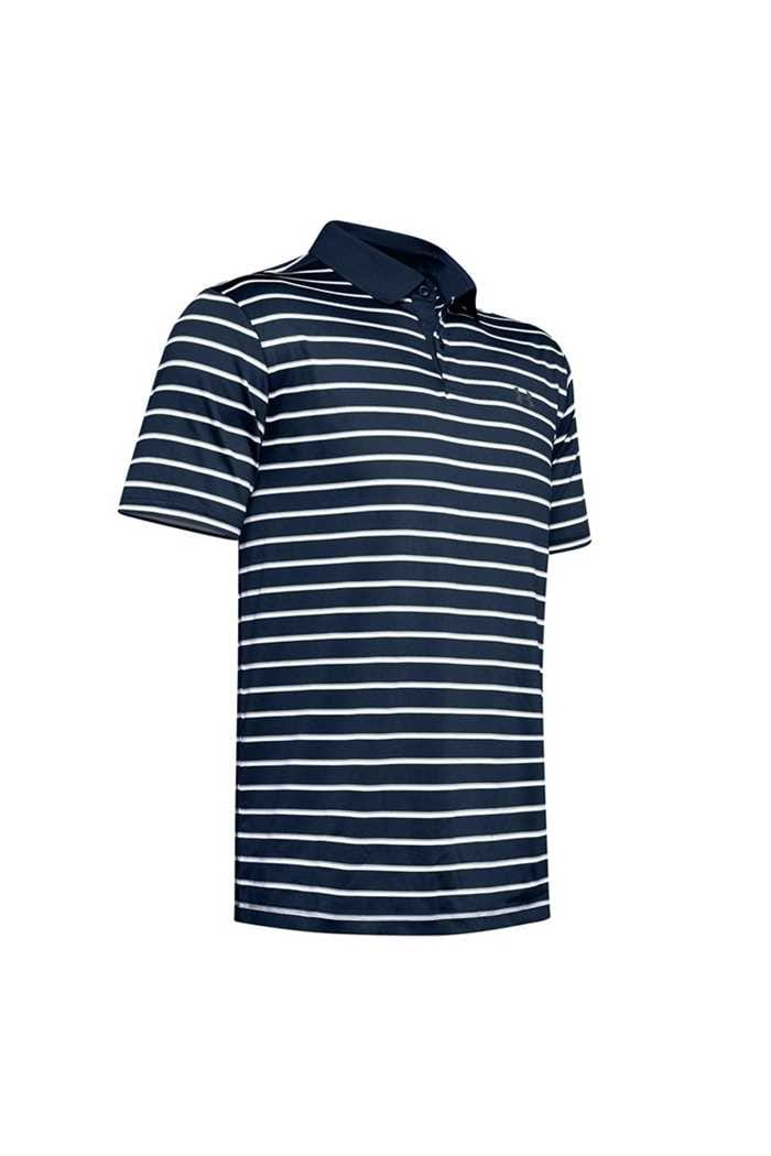 Picture of Under Armour UA Men's Performance Polo 2.0 Novelty - Navy 409