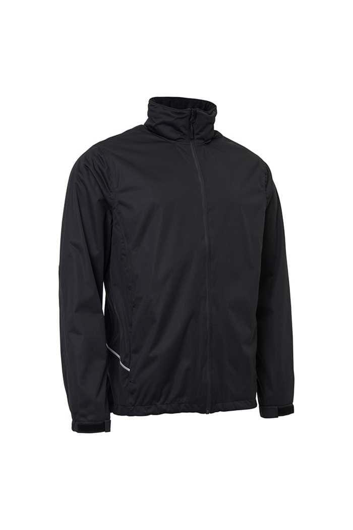 Picture of Abacus Men's Swinley Rain Jacket  - Black