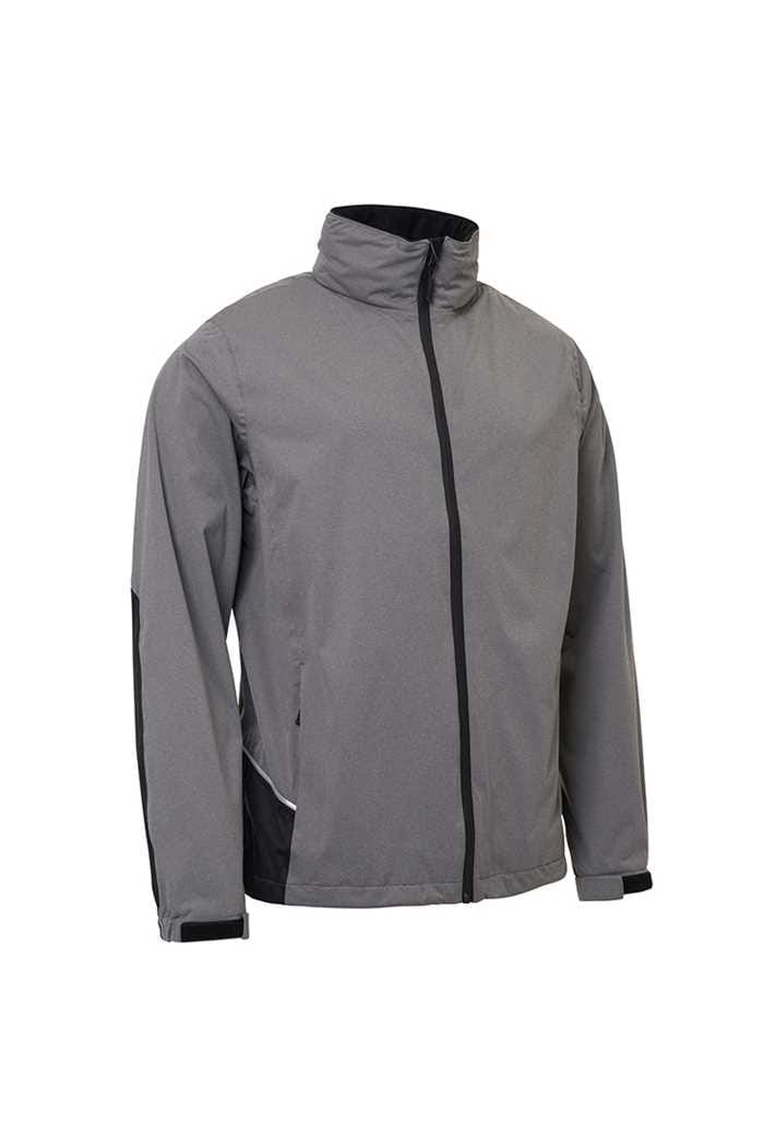 Picture of Abacus Men's Swinley Rain Jacket - Grey Melange