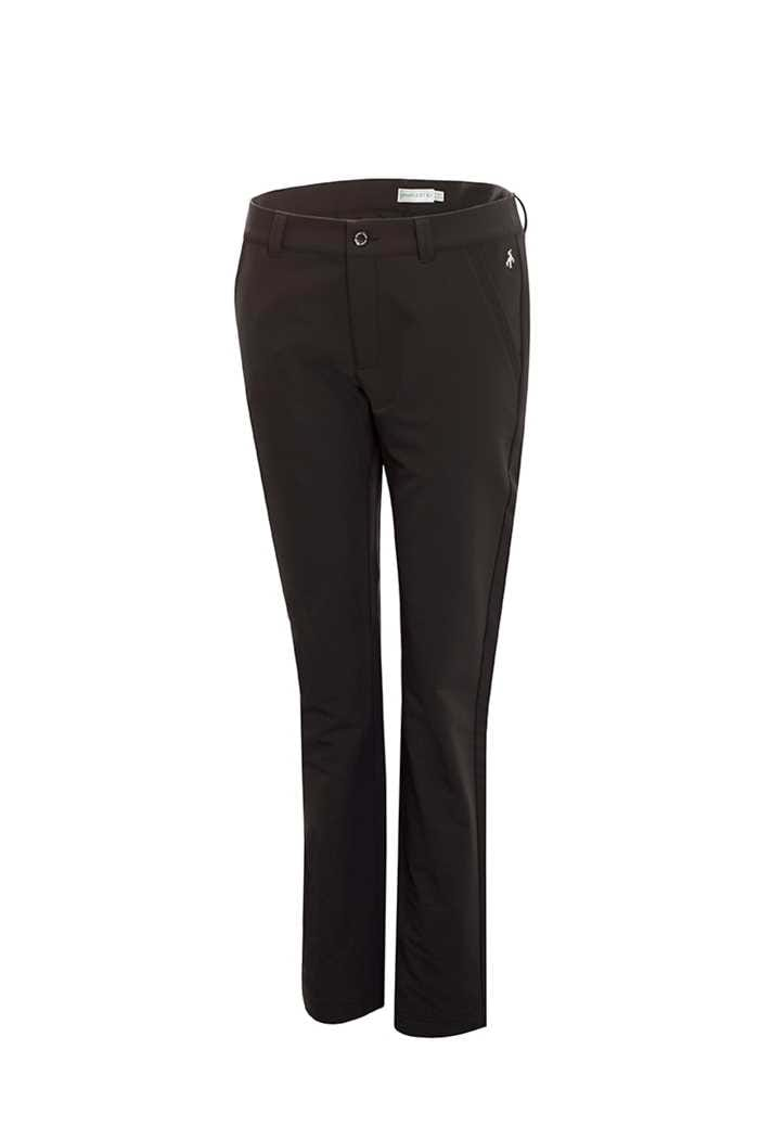 Picture of Green Lamb Ladies Supreme Tech Trousers - Black