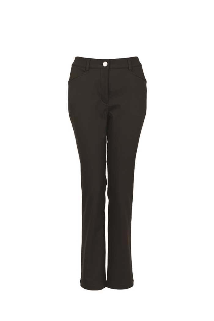 Picture of Green Lamb Ladies Weather Tech Trousers - Black