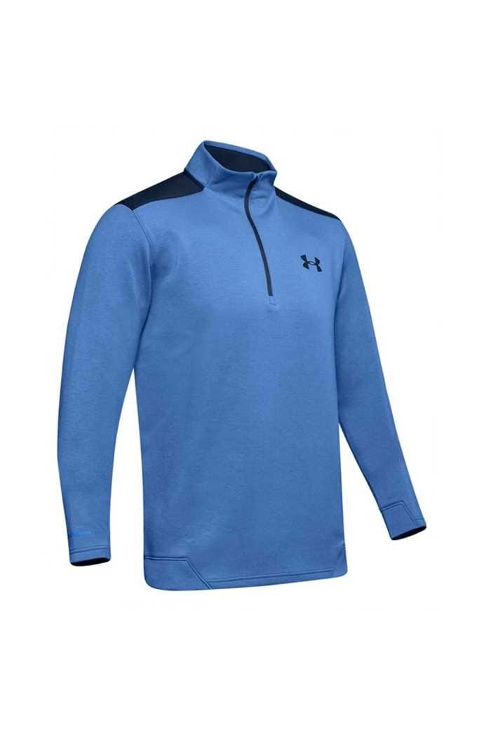 Picture of Under Armour Men's UA Storm 1/2 Zip Sweater - Blue 510