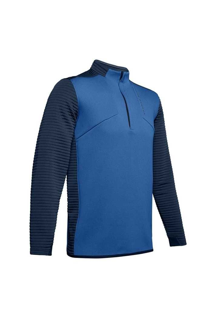 Picture of Under Armour ZNS UA Men's Storm Daytona Half Zip Sweater - Blue 510