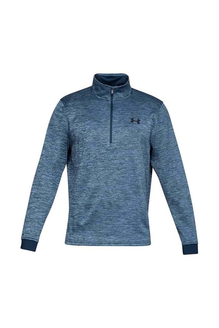 Picture of Under Armour UA Men's Armour Fleece 1/2 Zip - Academy 408