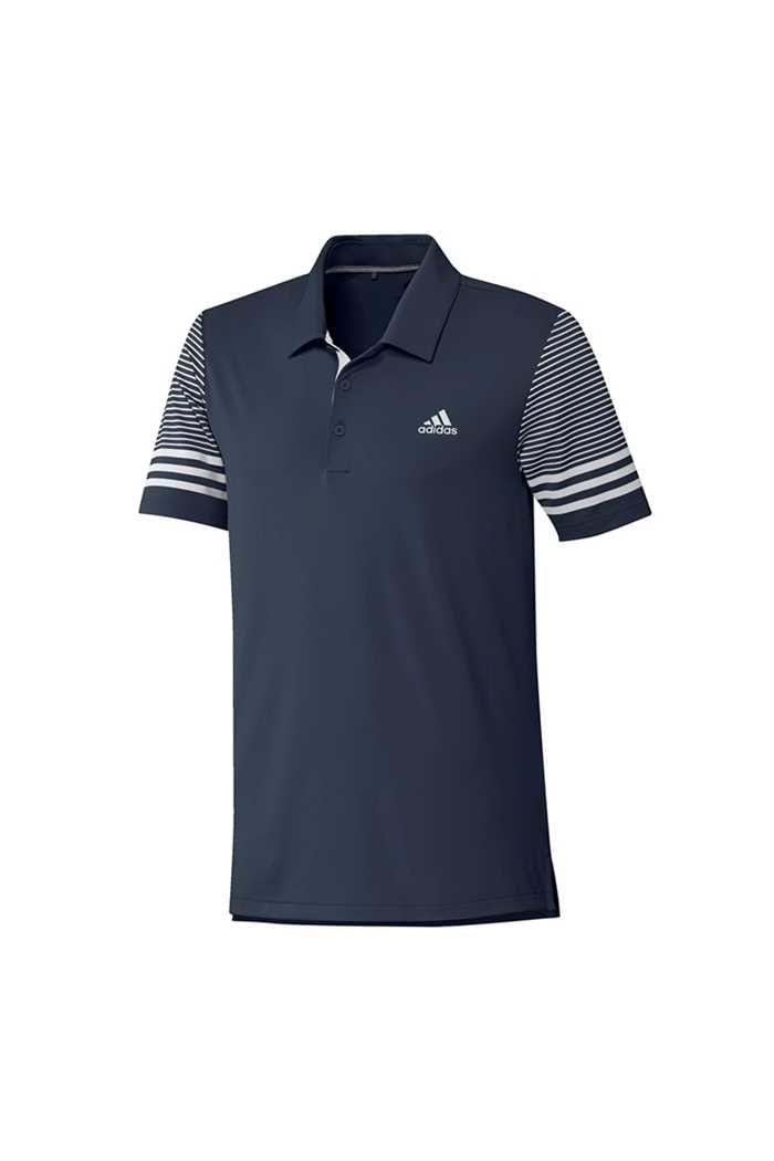 Picture of adidas ZNS Men's Ultimate 365 Gradient Short Sleeve Polo - Collegiate Navy