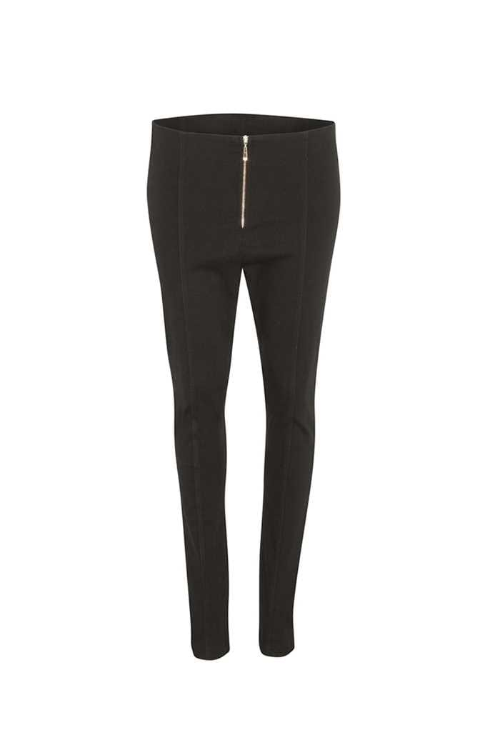 Picture of Swing out Sister Ladies Valentina Stretch Trousers - Black