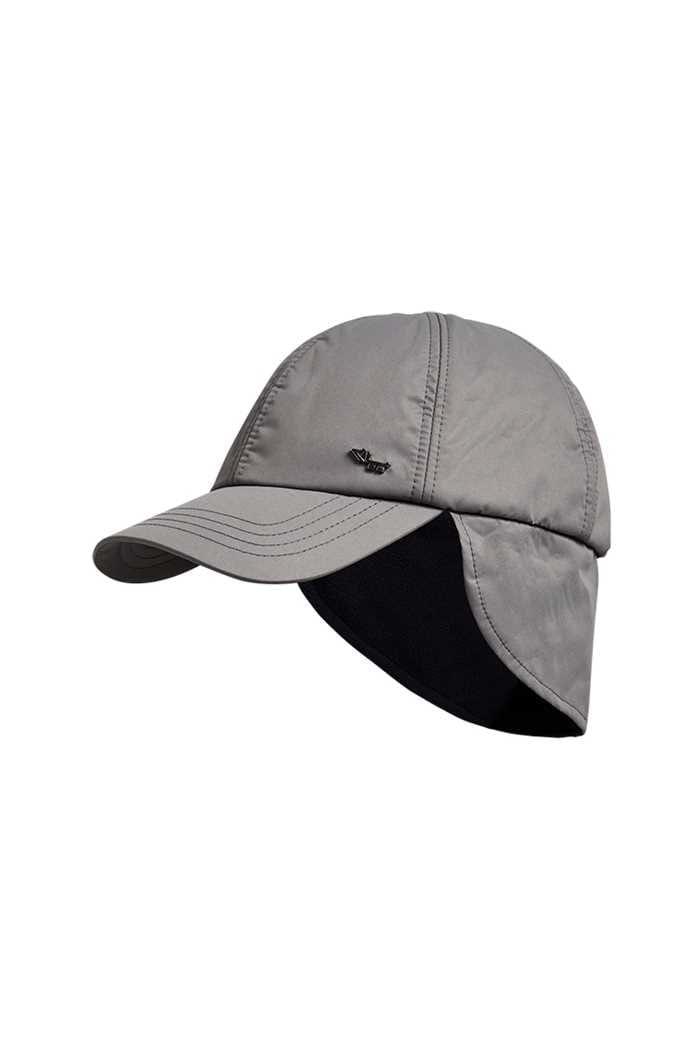 Picture of Rohnisch Ladies Padded Logo Cap - Dark Greige