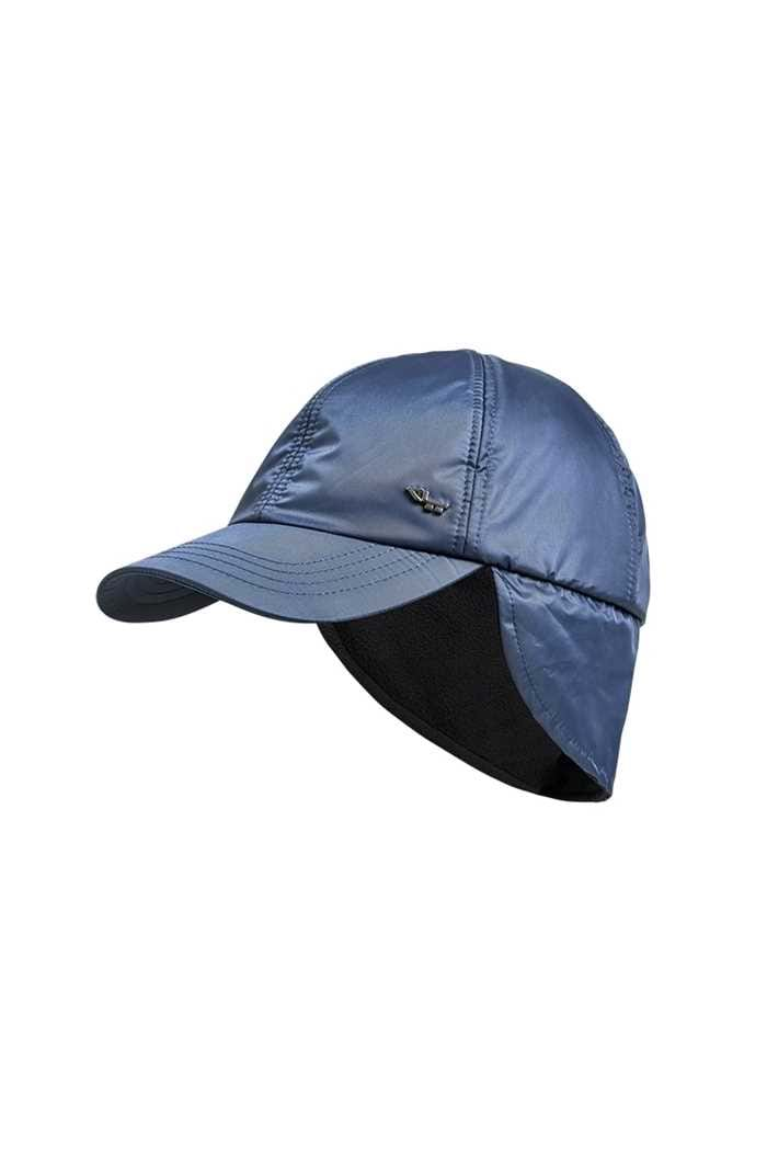 Picture of Rohnisch zns Ladies Padded Logo Cap - Dusty Blue