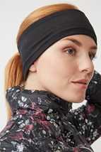 Picture of Rohnisch zns Ladies Active Headband - Black