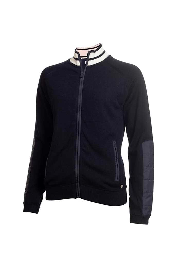 Picture of Calvin Klein zns Golf Ladies Chara Lined Cardigan