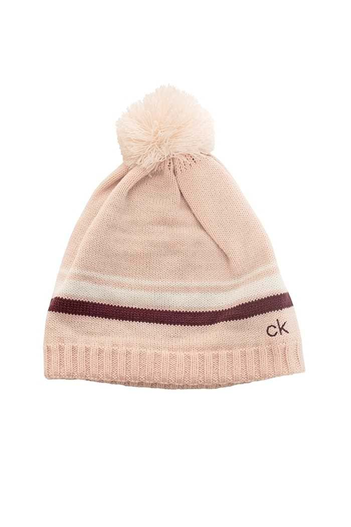 Picture of Calvin Klein ZNS Golf Ladies Nash Beanie - Pinkmist