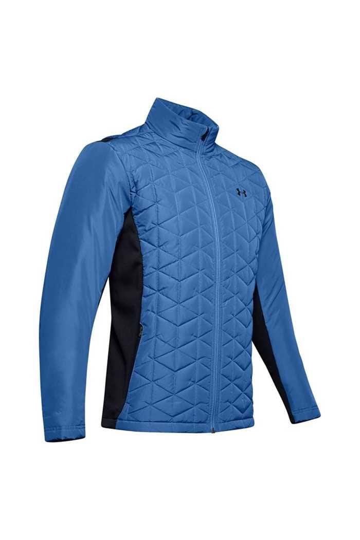 Picture of Under Armour UA Men's Coldgear Reactor Golf Jacket - Blue 510