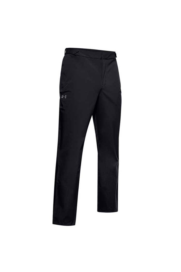 Picture of Under Armour UA Men's Rain Waterproof Trousers - Black