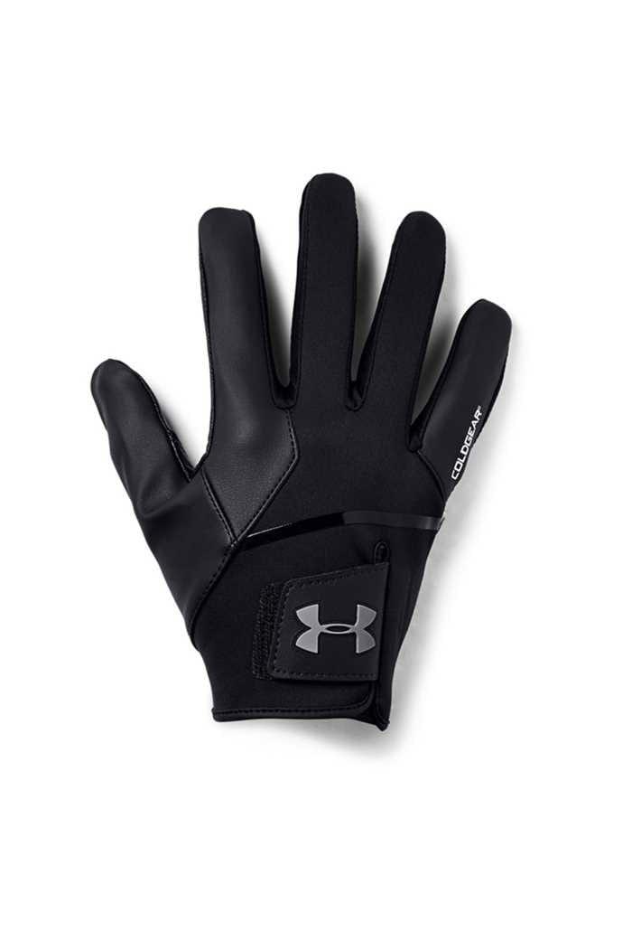 Picture of Under Armour UA Men's Coldgear Golf Gloves - Black - Pair