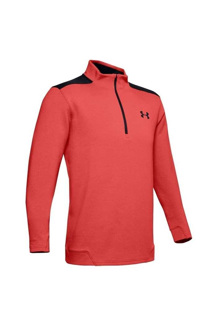 Picture of Under Armour UA Men's Storm 1/2 Zip Sweater - Red 646