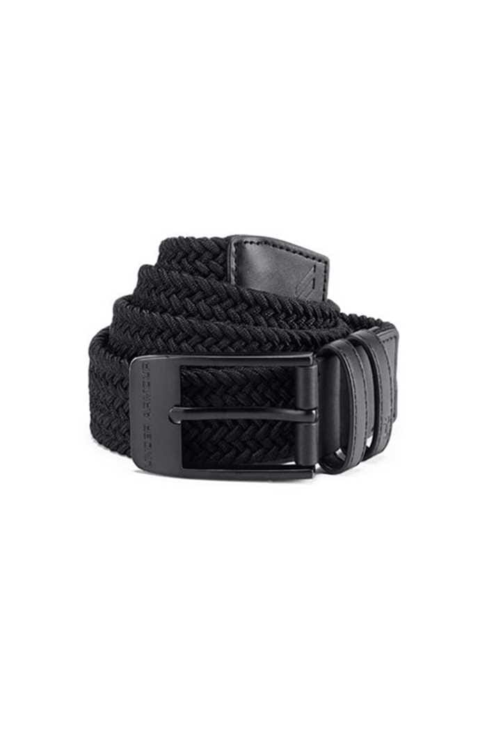 Picture of Under Armour UA Men's Braided Belt 2.0 - Black 001
