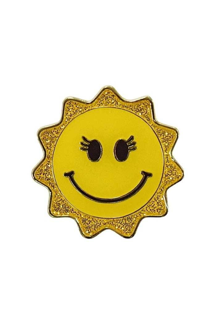 Picture of Surprizeshop Individual Ball Marker - Smiley Sun