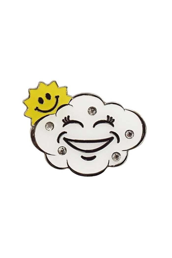 Picture of Surprizeshop Individual Ball Marker - Happy Cloud