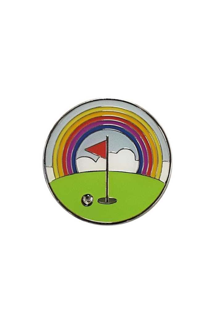 Picture of Surprizeshop Individual Ball Marker - Rainbow Golf Course