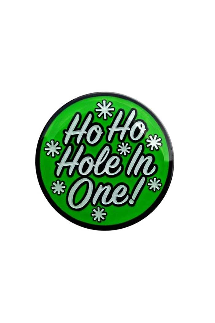 Picture of Surprizeshop Individual Ball Marker - Ho Ho Hole in One