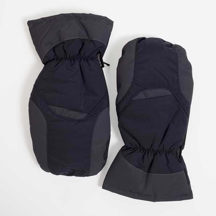 Picture of Calvin Klein Golf Winter Mittens - Navy / Grey