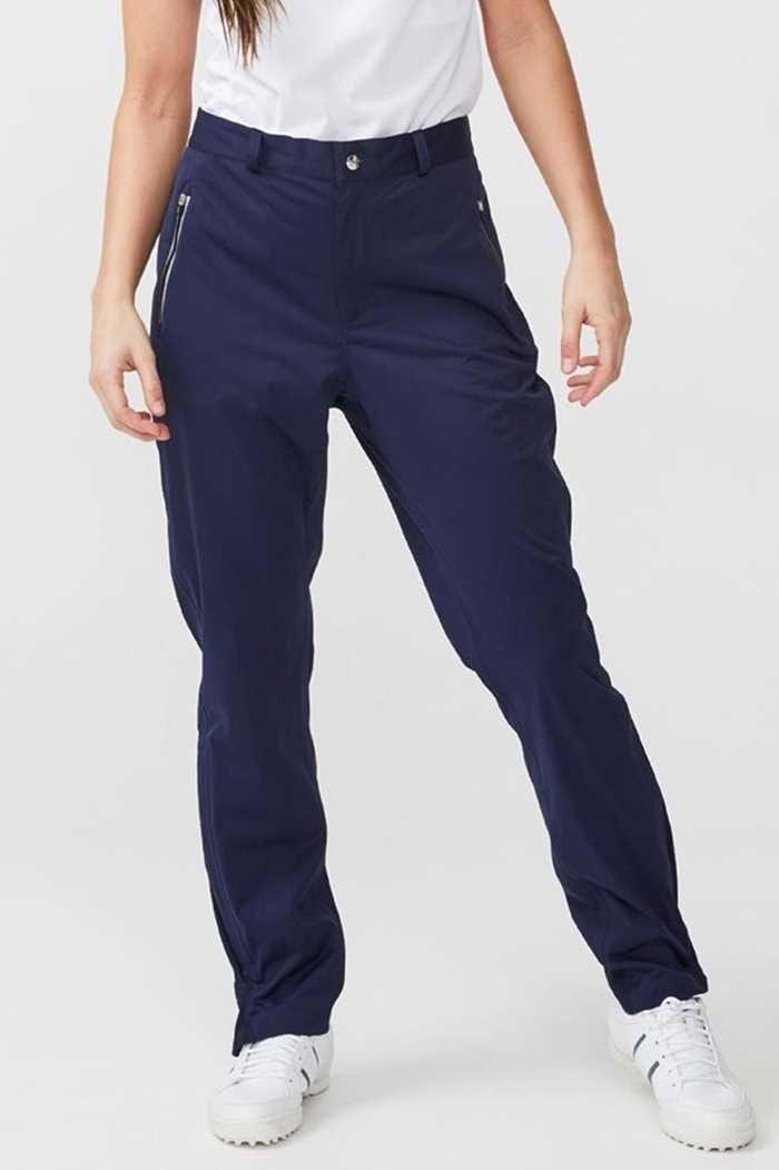 """Picture of Rohnisch Ladies Waterproof Pants - Indigo Night - 32"""" Leg"""