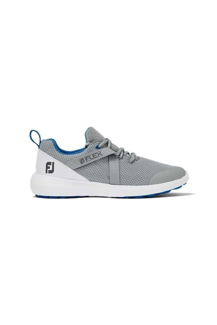 Picture of Footjoy Ladies Flex Golf Shoes - Grey / White / Navy