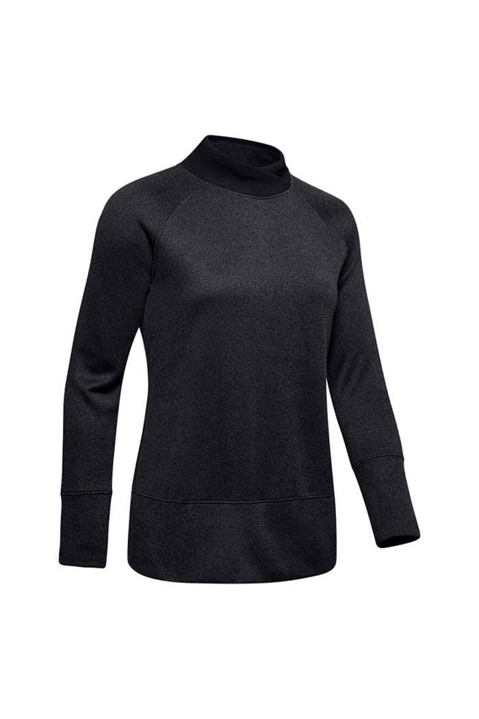 Picture of Under Armour UA Ladies Storm Sweater Fleece - Black 01