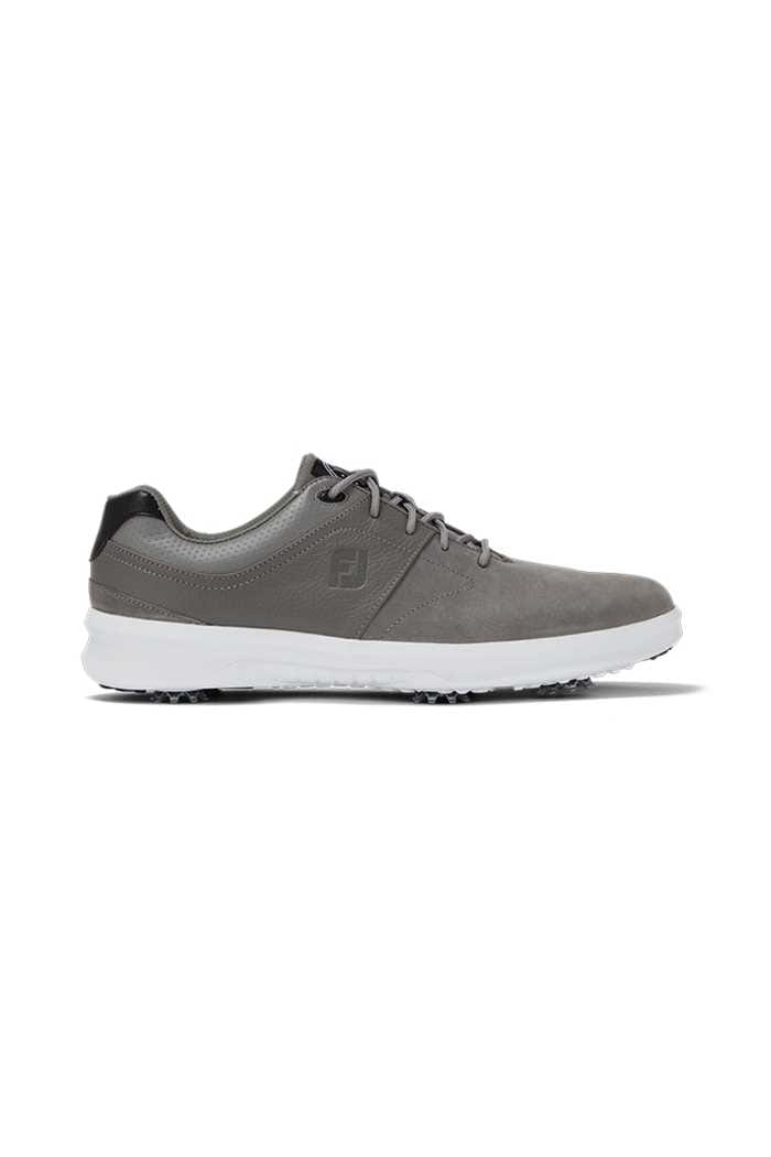 Picture of Footjoy Men's Contour Golf Shoes - Grey