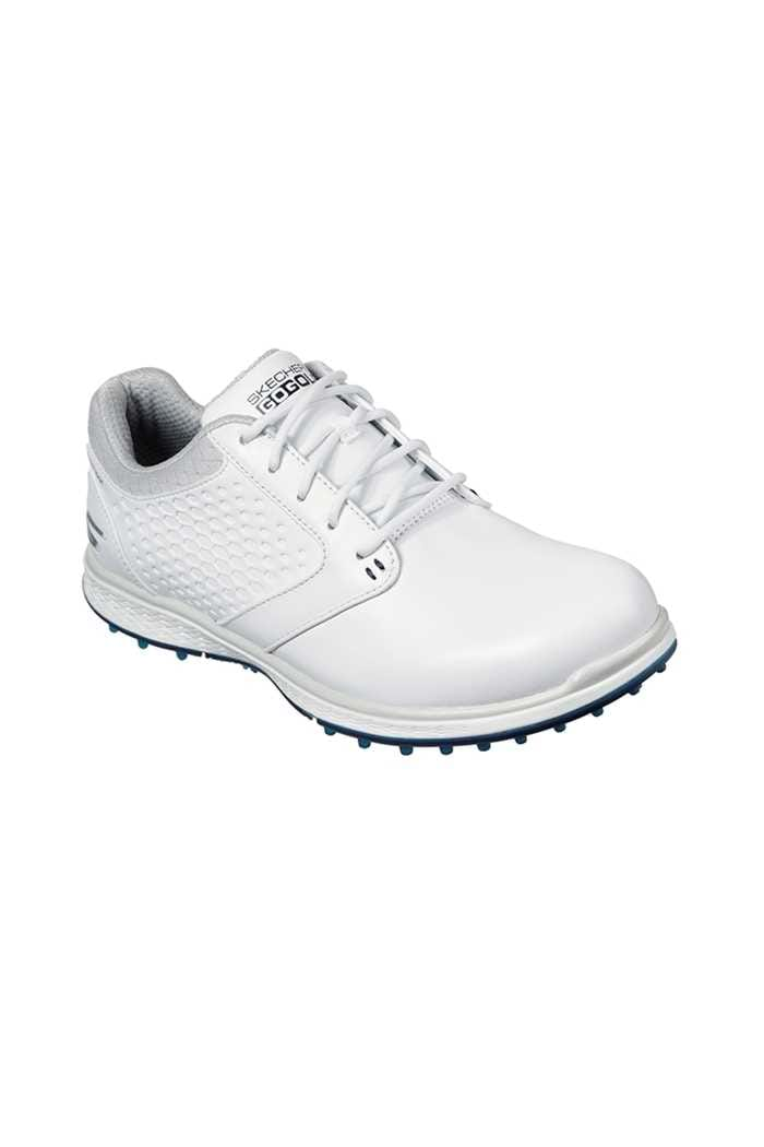 Picture of Skechers zns Women's Elite 3 Golf Shoes - White / Navy