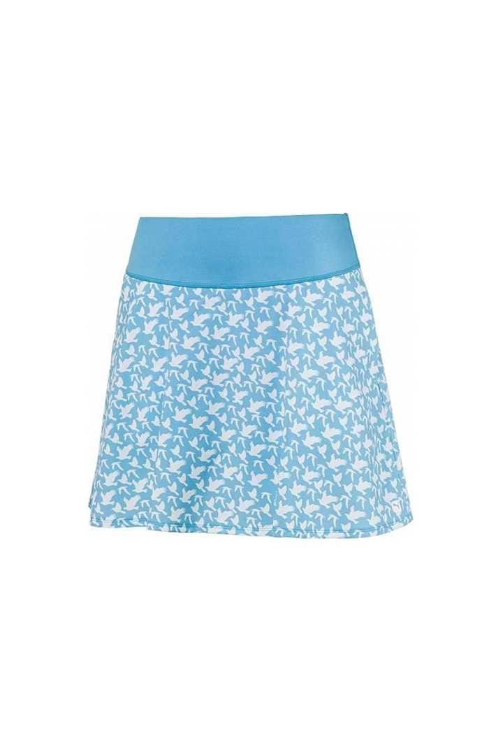 Picture of Puma Golf Women's PWRShape Flight Skirt - Ethereal Blue