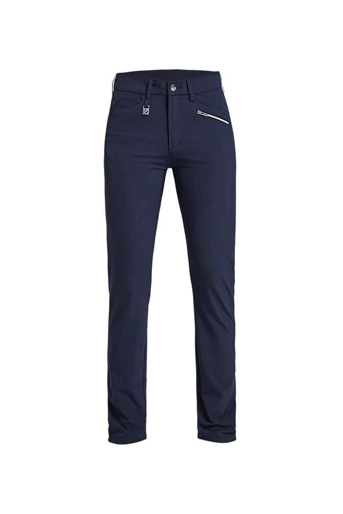 Picture of Rohnisch Ladies Comfort Stretch Pants - Navy