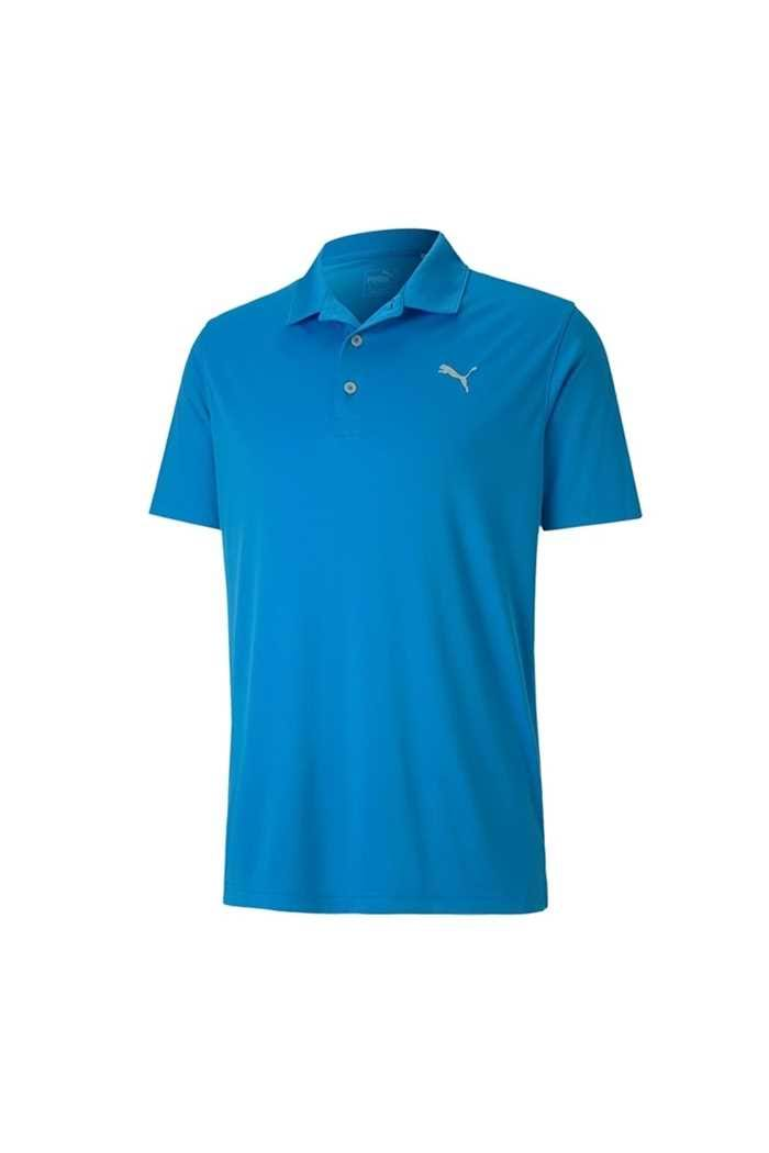 Picture of Puma Golf Men's Rotation Polo Shirt - Ibiza Blue