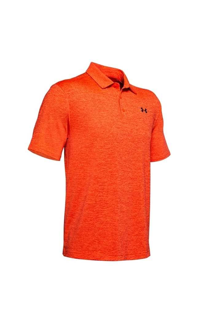 Picture of Under Armour UA Men's Playoff 2.0 Polo Shirt - Orange 841