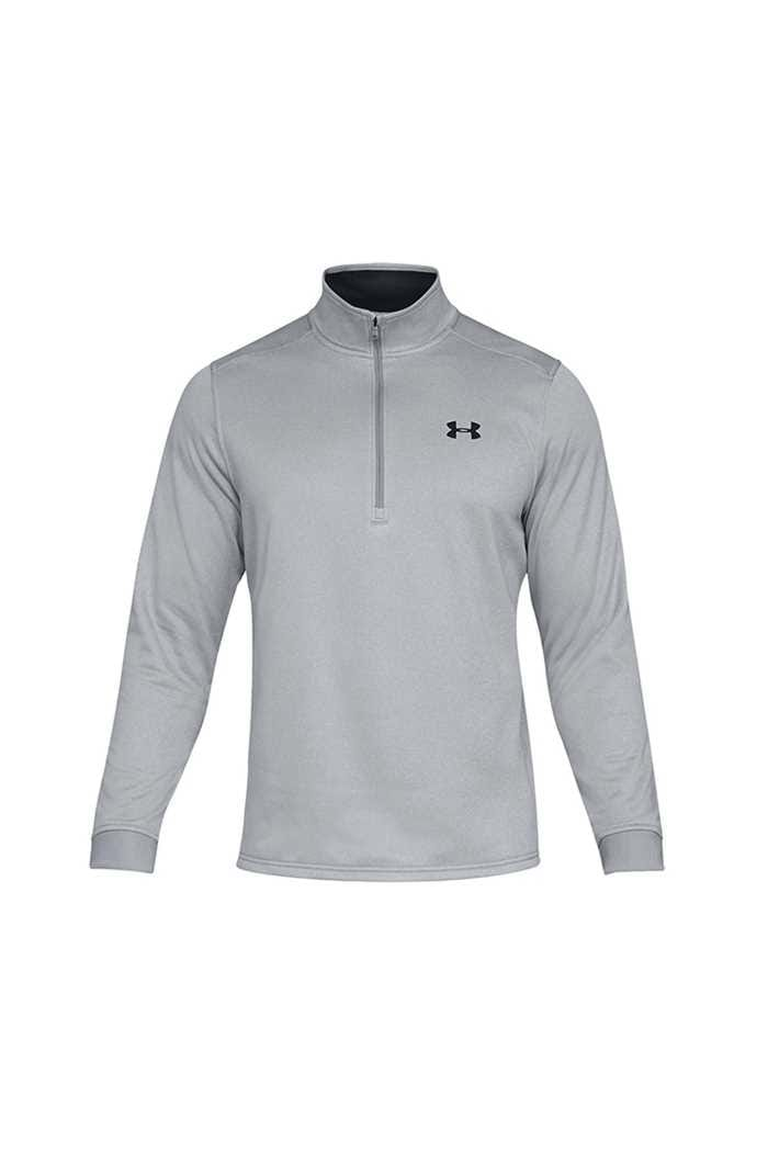 Picture of Under Armour UA Men's Fleece 1/2 Zip Pullover - Grey 035