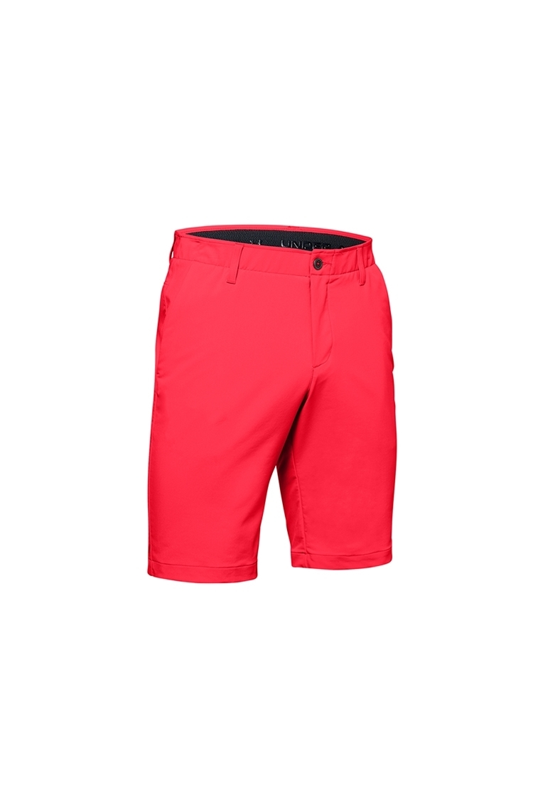 Picture of Under Armour UA Men's EU Performance Tapered Shorts  - Red 628