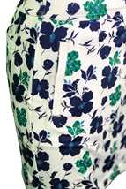 Picture of Callaway Ladies Flower Print Skort - Brilliant White
