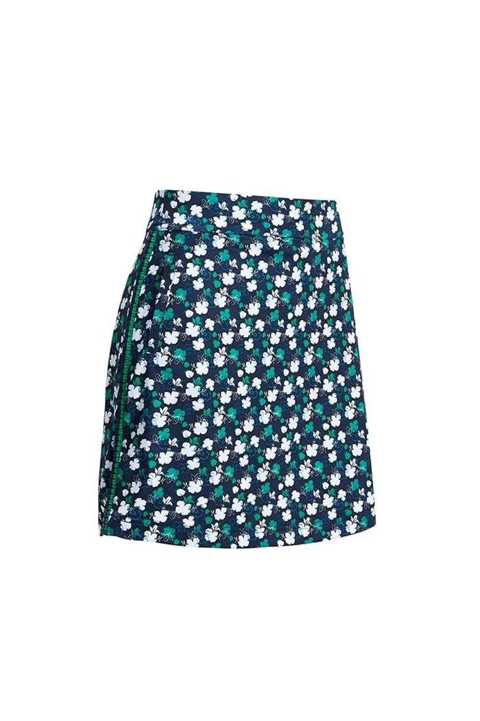 Picture of Callaway Ladies Mini 3 Colour Floral Print Skort - Peacoat