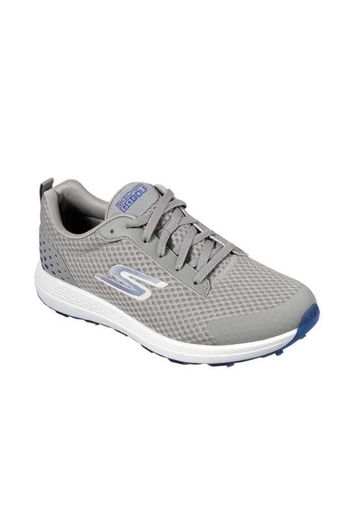 Picture of Skechers Men's Max Fairway 2 Golf Shoes - Grey / Blue