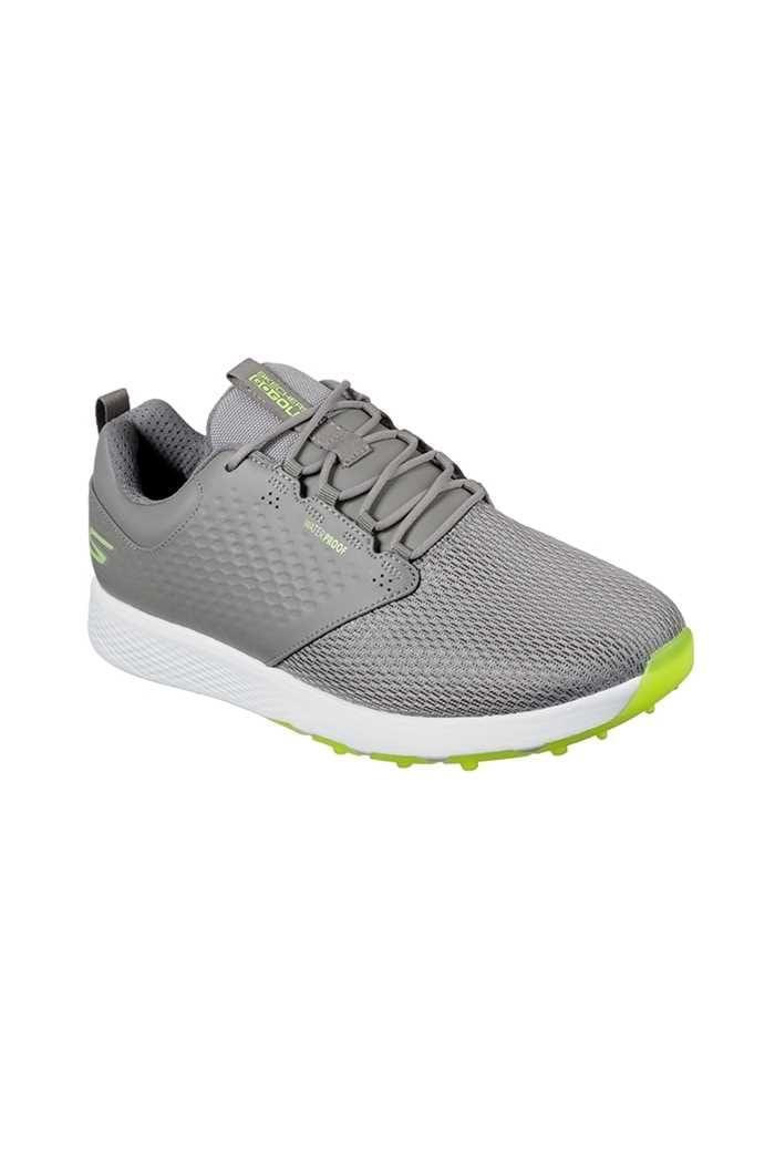 Picture of Skechers Men's Elite 4 Prestige Golf Shoes - Grey / Lime