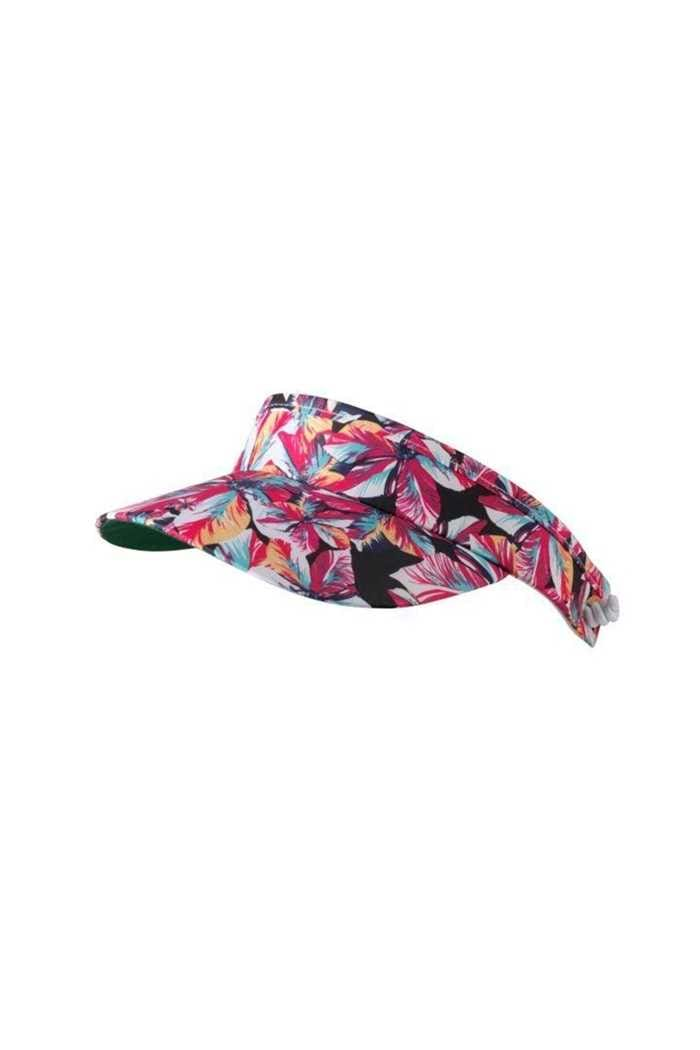 Picture of Daily Sports zns Ladies Kacie Visor - Black 999