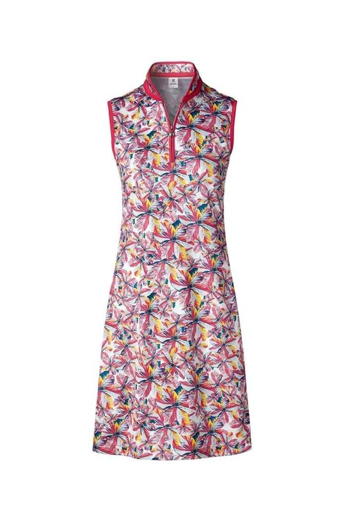 Picture of Daily Sports ZNS Ladies  Rickie Sleeveless Golf Dress - Sangria 871
