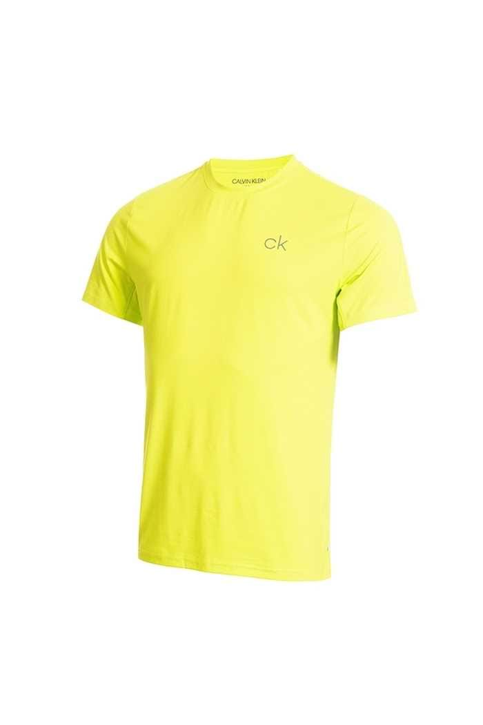Picture of Calvin Klein Men's Newport Short Sleeve T-Shirt - Lime