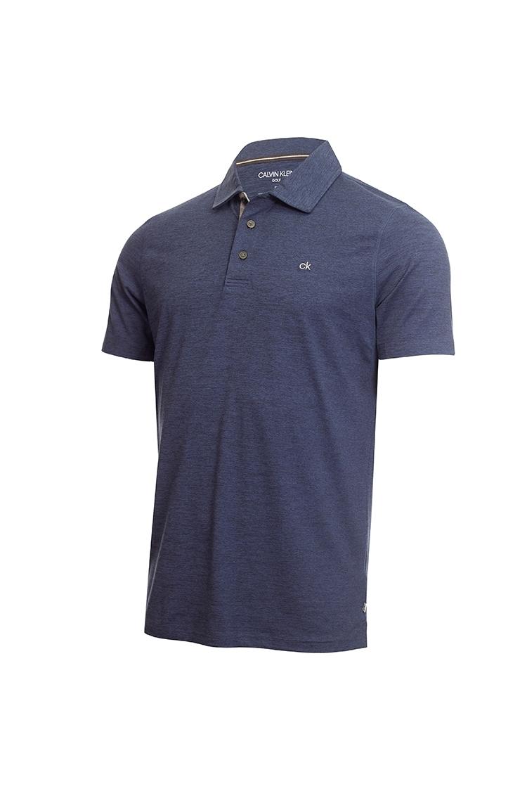 Picture of Calvin Klein Men's Newport Polo Shirt - Navy Marl